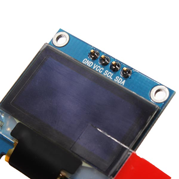 Connecting an I2C OLED display - Arduino Learning