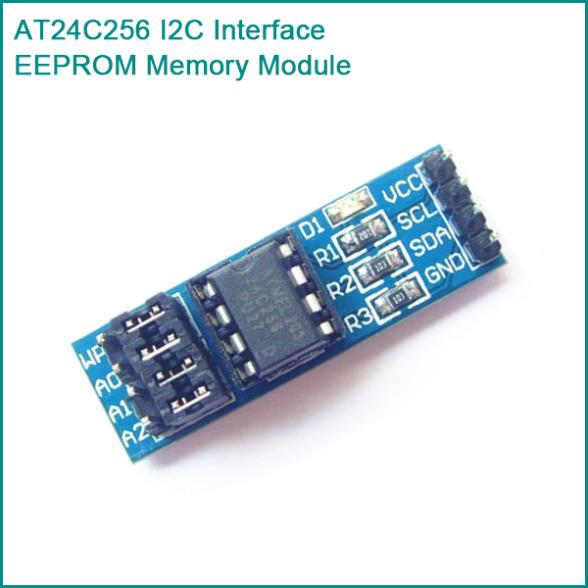 Interfacing to a 24LC256 EEPROM - Arduino Learning