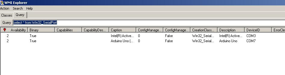 Detect com port using C Sharp - Arduino Learning