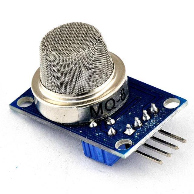 MQ 4 gas sensor – Arduino Learning