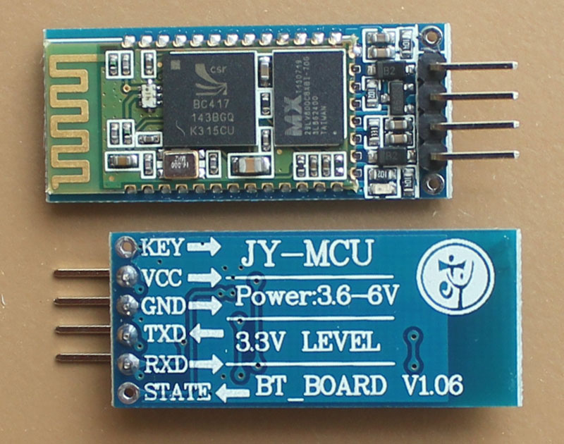 Arduino And Hc 06 Bluetooth Ex le on tracking device chip