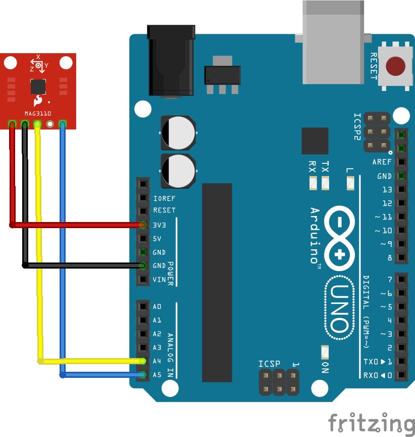 arduino-and-mag3110_bb