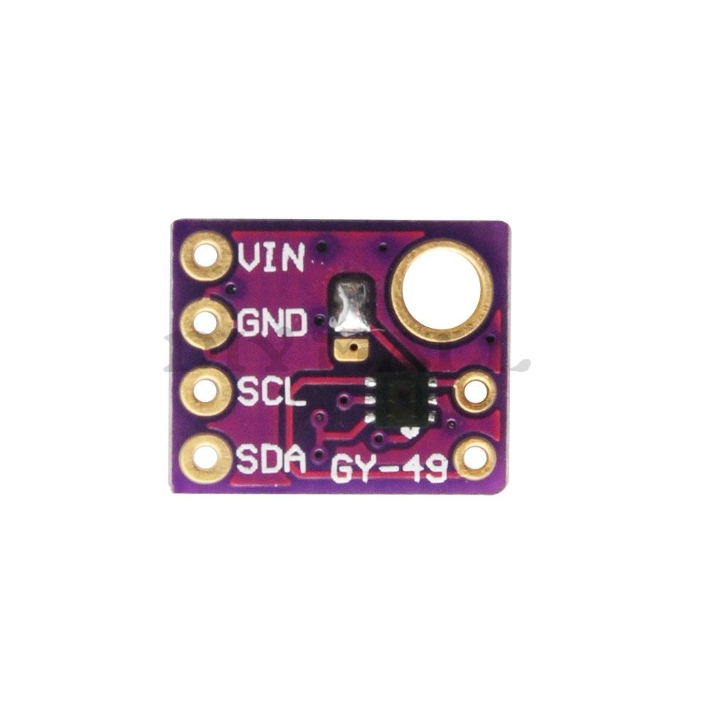 GY-49 MAX44009 Ambient Light Sensor Module for Arduino with 4P Pin Header PA